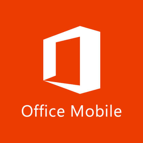Microsoft Office Mobile apk android full indir