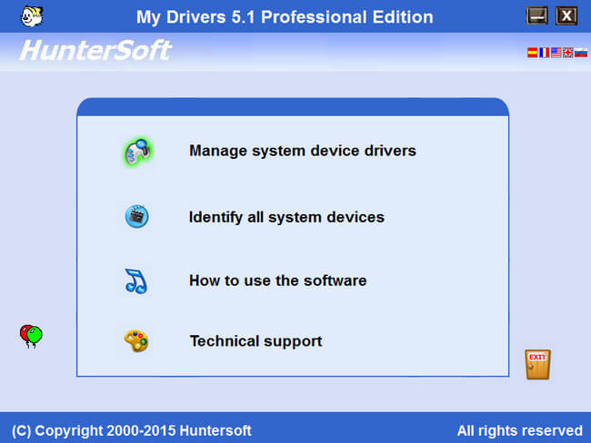 My Drivers Professional 5.1 Build 3809 Full indir