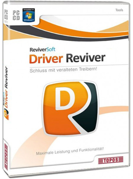 ReviverSoft Driver Reviver Full