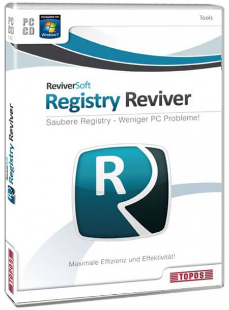 ReviverSoft Registry Reviver full indir