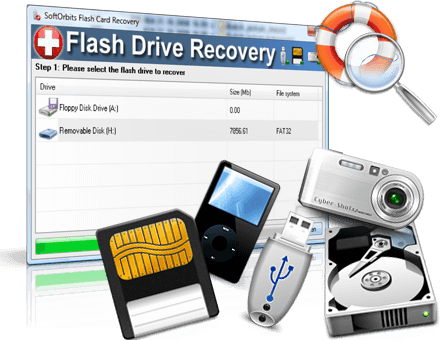 SoftOrbits Flash Drive Recovery 3.1 Full indir