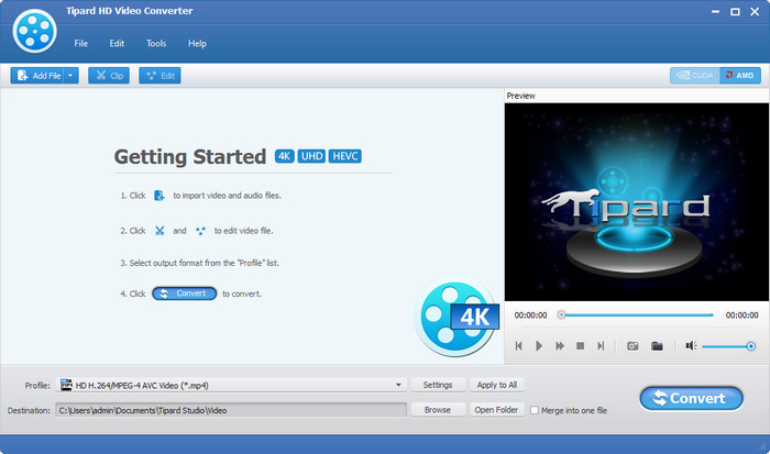 Tipard HD Video Converter Full
