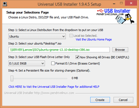 Universal USB installer Full