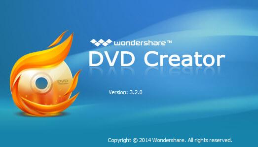 Wondershare DVD Creator Full indir