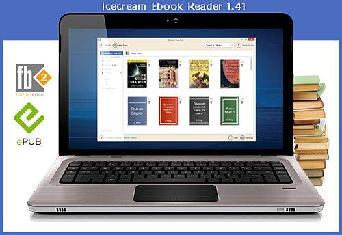 IceCream Ebook Reader Full