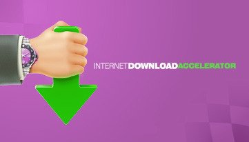 internet Download Accelerator PRO full indir