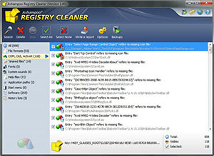 Ashampoo Registry Cleaner full indir