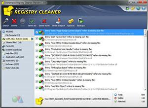 Ashampoo Registry Cleaner full indir