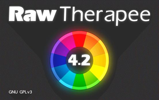 Raw Therapee resim duzenleme editoru indir