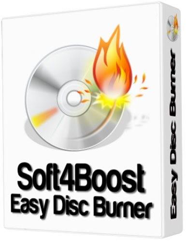 SoftBoost Easy Disc Burner full indir