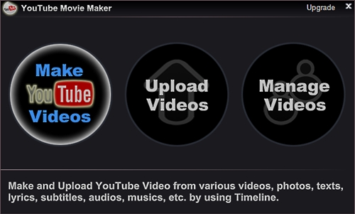 Youtube Movie Maker Gold Türkçe 12.25 Full indir