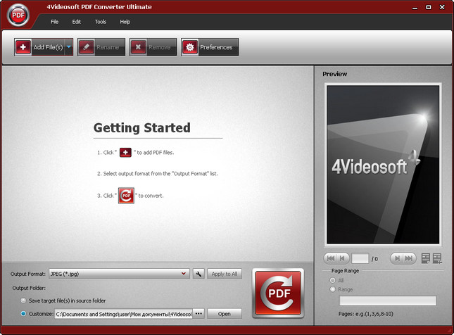Videosoft PDF Converter Ultimate Full indir
