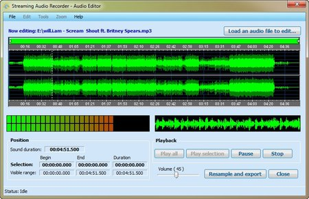 Apowersoft Streaming Audio Recorder Türkçe indir