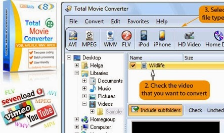 Coolutils Total Movie Converter indir