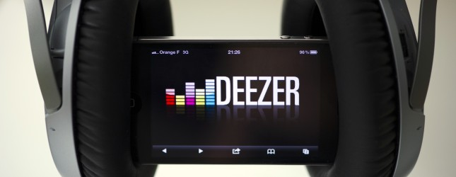 Deezer Music full apk