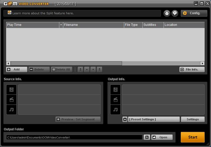 GOM Video Converter indir