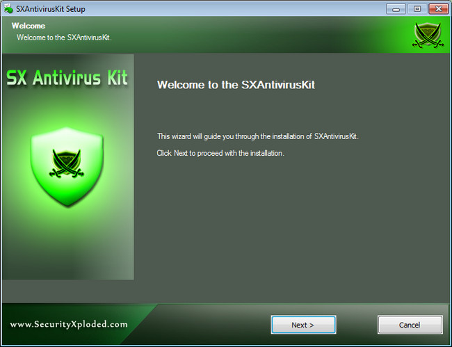 SX Antivirus Kit full