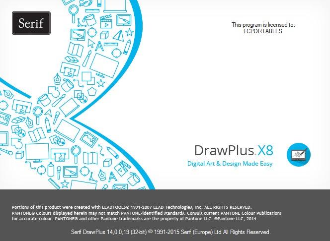 Serif DrawPlus X8 v14.0.1.21 Full indir