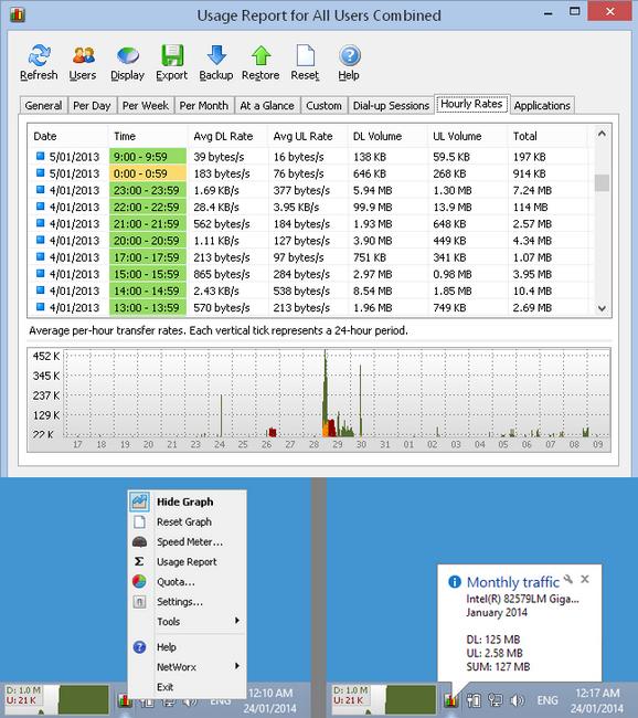 SoftPerfect NetWorx Full indir