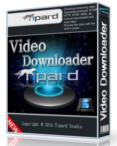 Tipard Video Downloader Full indir