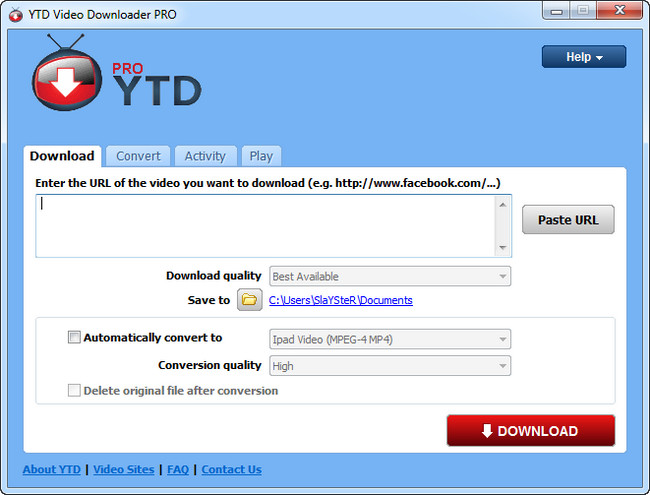 YouTube Video Downloader PRO Ücretsiz indir