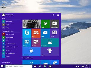 windows 10 işletim sistemine sahipsiniz