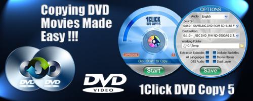 1CLICK DVD Copy Pro Full