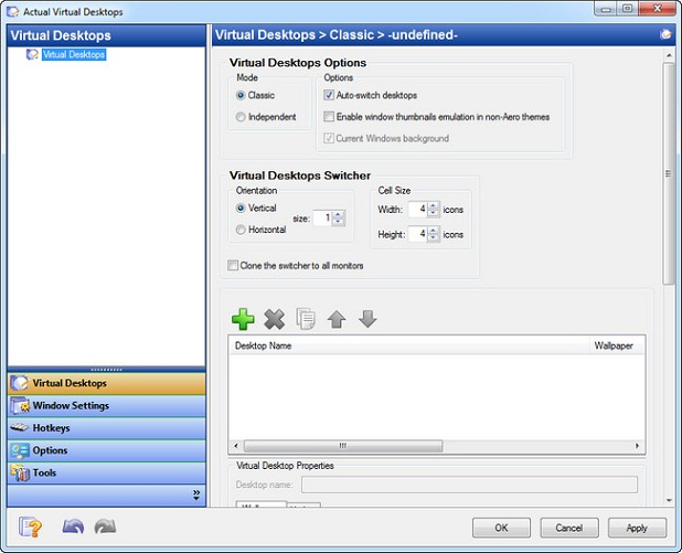 Actual Virtual Desktops Full indir