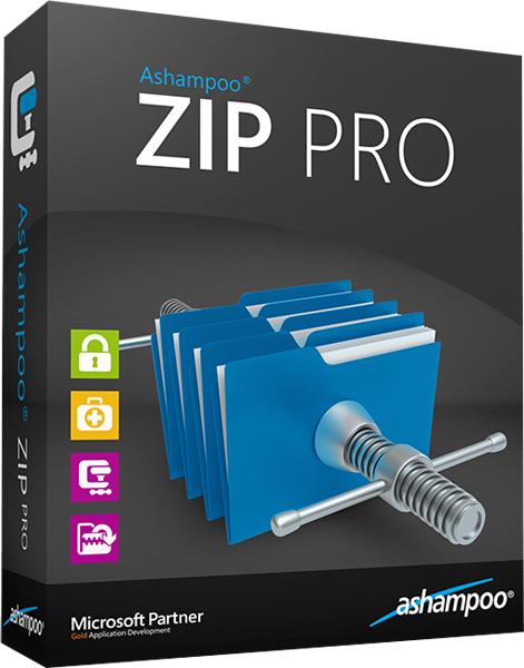 Ashampoo ZiP Pro Full indir