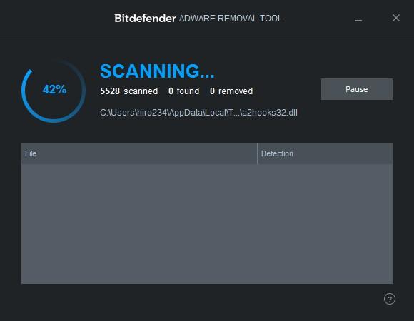 Bitdefender Adware Removal Tool Full indir