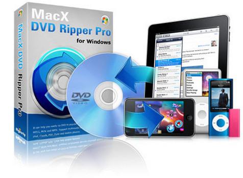 MacX DVD Ripper Pro Full indir