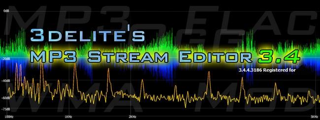 Mp Duzenleme Programi delite MP Stream Editor
