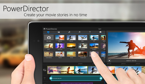 PowerDirector - Video Editor Full