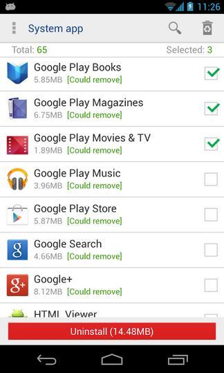 System app remover pro apk full