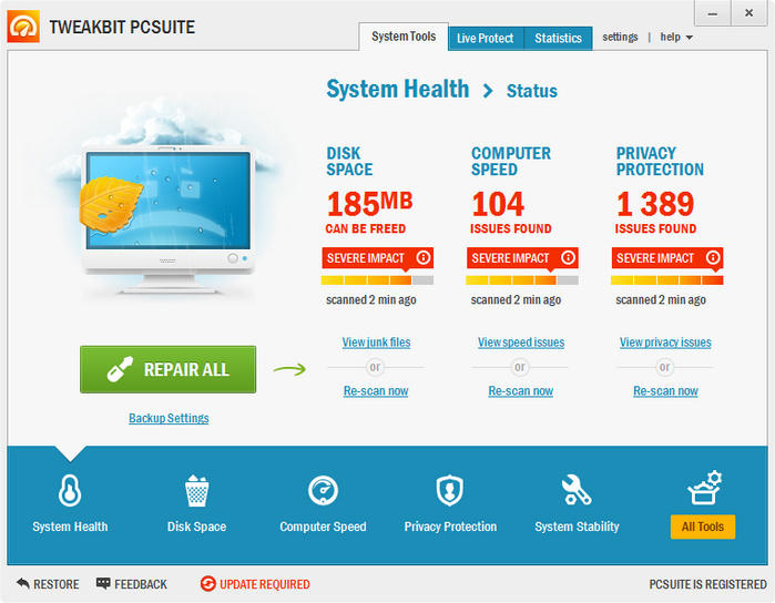 TweakBit PCSuite Full indir