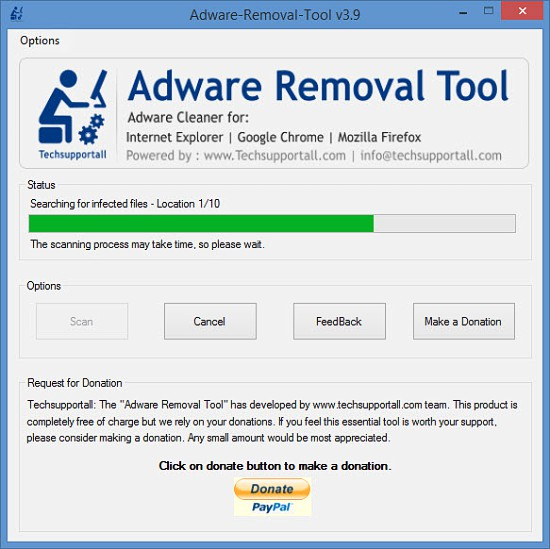 Adware Removal Tool full indir