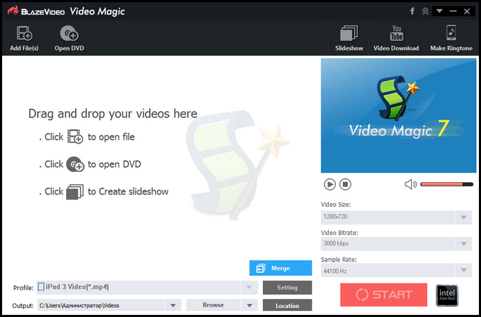 Blaze Video Magic Pro - Ultimate Full 7.0.4.0 indir