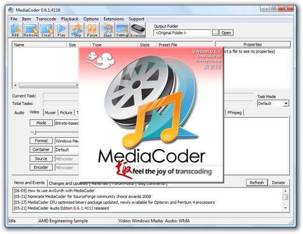 MediaCoder Türkçe Full