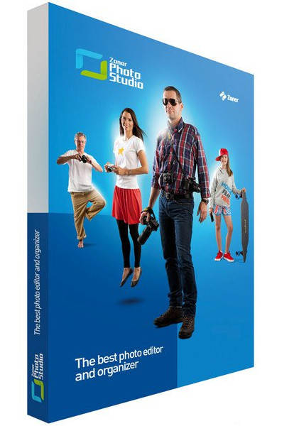 Zoner Photo Studio Pro Full