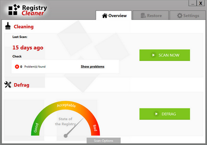 Abelssoft Registry Cleaner Plus Full