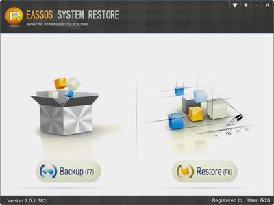 Eassos System Restore Full