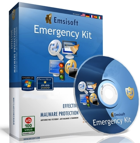 Emsisoft Emergency Kit Full