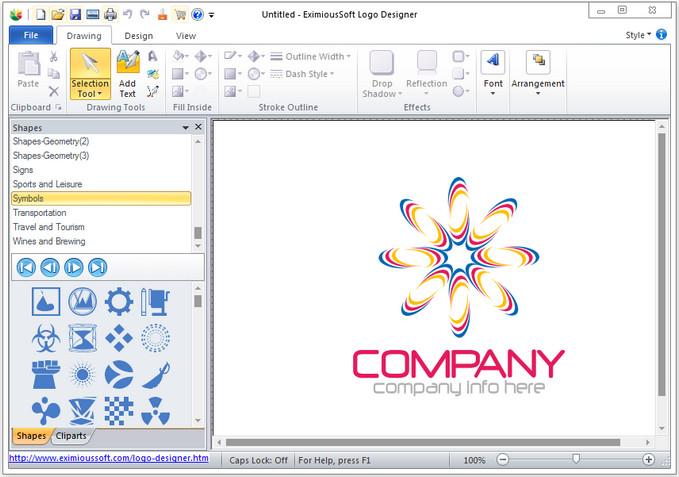 EximiousSoft Logo Designer Full indir