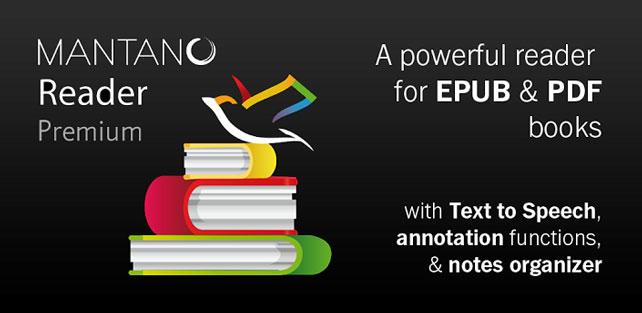 Mantano Ebook Reader Premium Full Apk
