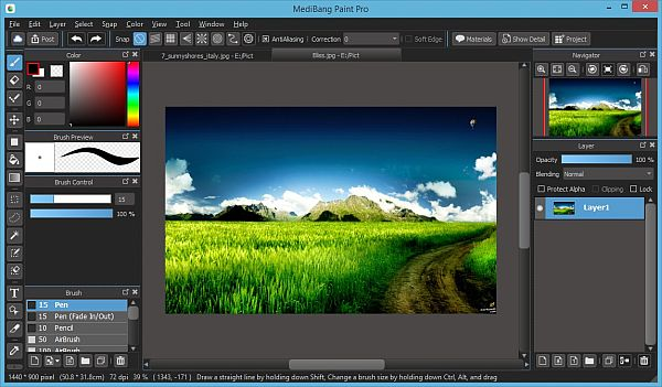 MediBang Paint Pro Full