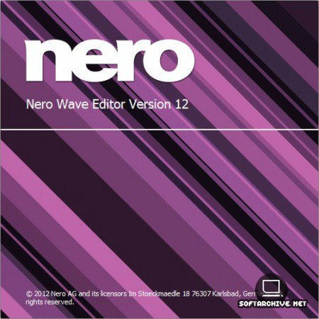 Nero WaveEditor full indir