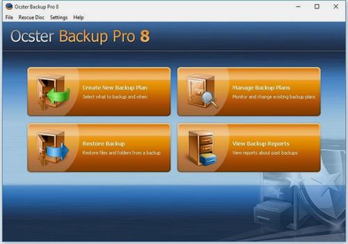 Ocster Backup Pro Full indir