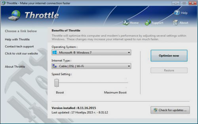 PGWare Throttle Full