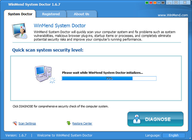 WinMend System Doctor Full indirjpg