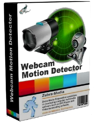 Zebra Webcam Motion Detector Full